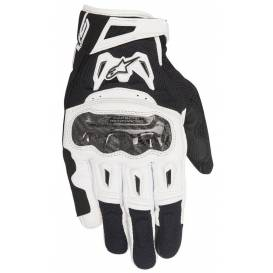 Gloves SMX-2 AIR CARBON, ALPINESTARS (black / white)