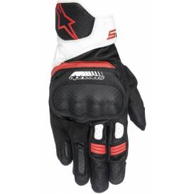Gloves SP-5, ALPINESTARS (black / white / red)