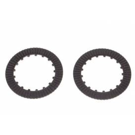 Clutch plate set 2pcs 110 / 125cc