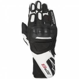 Gloves SP-8, ALPINESTARS (black / white)