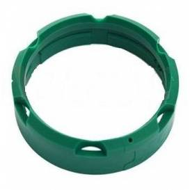 Ochranný kroužek předního tlumiče (pro přední vidlice Kayaba Marzocchi Sachs 48mm), SKF - Itálie (sada 2 ks vč. závlaček)