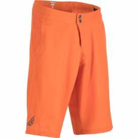 MTB shorts RUNE, FLY RACING (orange)