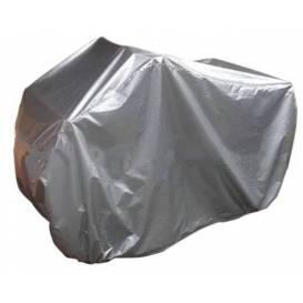 ATV tarpaulin (silver)