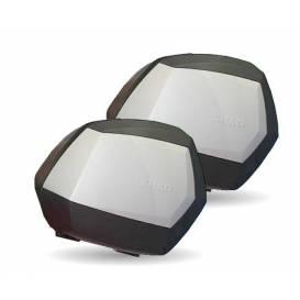 Boční boxy  SHAD - SH35 Aluminium (pár)