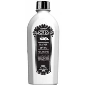 MEGUIARS Mirror Bright Leather Lotion - čistič, výživa a kondicionér na kůži, 414 ml