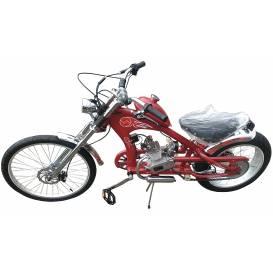 Motokolo Sunway Chopper  Red 48cc 2t