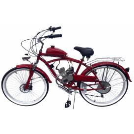 Motokolo Sunway Beach Cruiser Red 50cc 2t