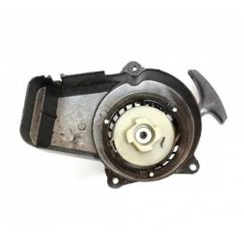 Metal starter for minibikes and minicross type2