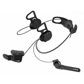 Bluetooth handsfree headset 10U pre prilby Shoei GT-Air (dosah 1,6 km), SENA