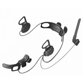 Bluetooth handsfree headset 10U pre prilby Shoei Neotec (dosah 1,6 km), SENA