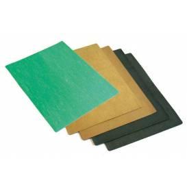 Těsnící papír, impregnovaný olejem (0,25 mm, 195 x 475 mm)