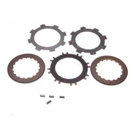 Clutch plate set 3pcs 110/125