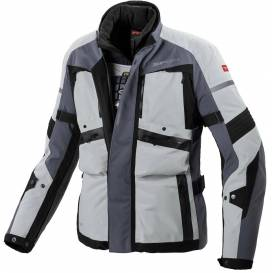 GLOBETRACKER Jacket, SPIDI (black / gray)