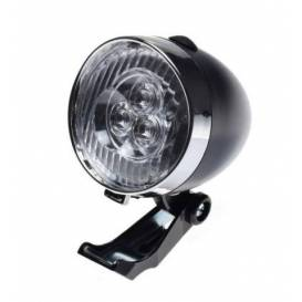 LED front light - Retro style