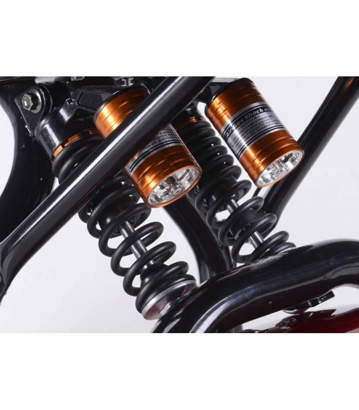 Tlumiče zadní - set 2ks pro Tmax Scooter CE20 Chopper 60V/1000