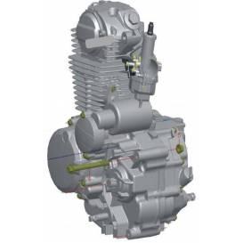 Motor 250cc XMOTOS - vzduchem chlazený