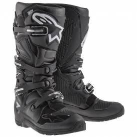 Topánky TECH 7 ENDURO 2021, ALPINESTARS (čierne)