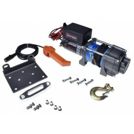 Winch for ATV3500LB ATVs with synthetic rope
