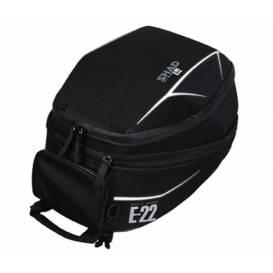 Tankbag na motocykl S30R, OXFORD - Anglie (černý, s popruhy, objem 30l)