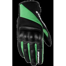 Rukavice RANGER, SPIDI (čierna / zelená)