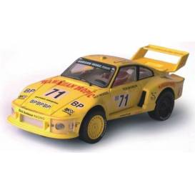 Model Porsche Turbo 935 - yellow 1:24