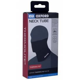 Thermolite® neck brace, OXFORD (black)