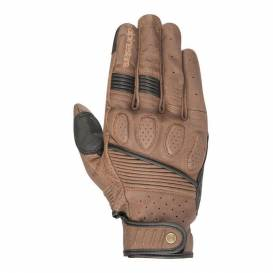 Gloves CRAZY EIGHT, ALPINESTARS (black / brown)