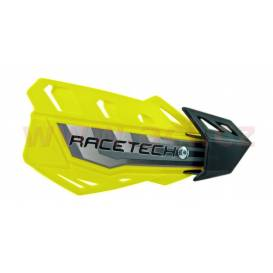 Lever covers FLX, RTECH (neon yellow, 4 variants in 1, incl. Mounting kit)