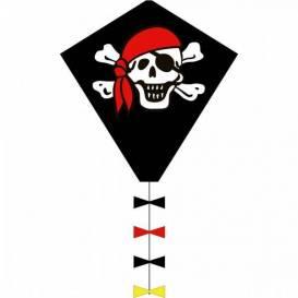 Merry pirate Eddy Roger 58x70 cm - Miniprop