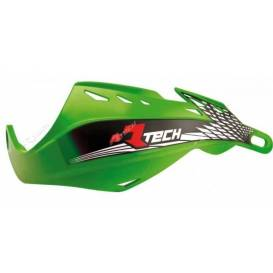 Lever covers GLADIATOR EASY, RTECH (green, incl. Mounting kit)