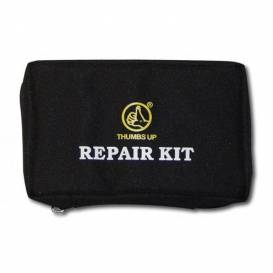 Large repair kit for motorcycle tires, including bombs, THUMBS UP