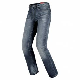 Jeans J TRACKER, SPIDI (dark blue washed, Cordura® / denim cotton lining)