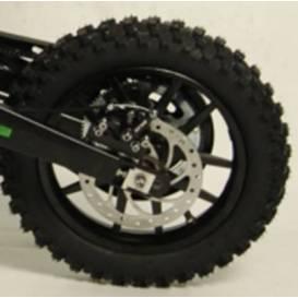 Zadní disk s pneumatikou pro Trialcross Tmax Rock 36V 1000W