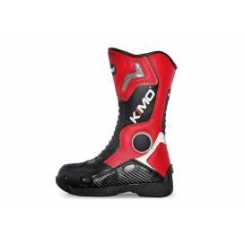 Detské moto topánky NITRO Kimo RED
