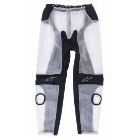 Kalhoty RACING RAIN, ALPINESTARS (čiré/černé)