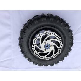Kolo kompletní s pneumatikou pro benzínové koloběžky Tmax - přední