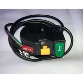 Multifunkční ovladač levý pro Tmax Scooter CE50/CE60 - 60V1500W