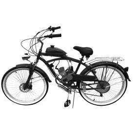 Sunway Beach Cruiser Black 50cc 2t motorcycle