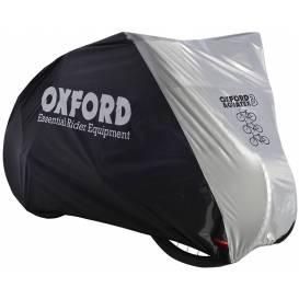 Plachta na tři kola Aquatex, OXFORD - Anglie (černá/stříbrná)