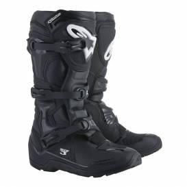 Topánky TECH 3 2021, ALPINESTARS (čierna)