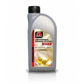 MILLERS OILS Universal Brake Fluid DOT4 - brzdová kvapalina, DOT4, vhodná pre ABS 1 l