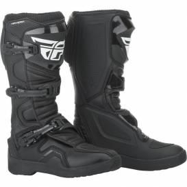 Topánky NEW Maverik, FLY RACING (čierna)