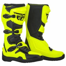 NEW Maverik shoes, FLY RACING (hi-vis / black)