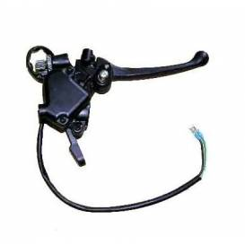 Brake lever for 2 cables with throttle - for 2t mini ATV