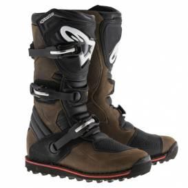 Topánky TECH TRIAL 2021, ALPINESTARS (olejovaná koža)