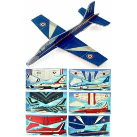 Throwing plane / handball aerobatic team 24cm