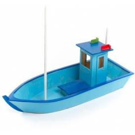 MARY fishing boat kit for beginners