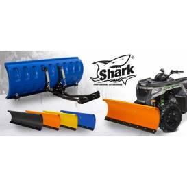 Radlice SHARK včetně adaptéru -132 cm