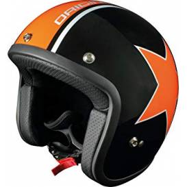 Helmet ORIGINE Primo Astro - Orange M