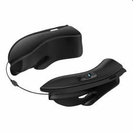 Bluetooth handsfree headset 10UPAD pre prilby HJC IS-17 (dosah 0,9 km), SENA